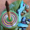 Yarn Dispensor ~ Signature by Knit Pro.Stunning to look at,amazing to work with