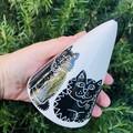 Garden bell/ wind chime  🐈
