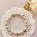 Small Bracelet - Pale Blue