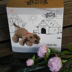 Knitty Critty Croche/Knitting Kit ~ Dylan Dog