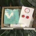Teacher Appreciation Silver Gift Box
