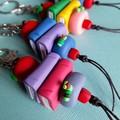 Keyring / bag tag - teacher gift