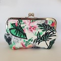 Clutch Purse - Tropical Vibe Time