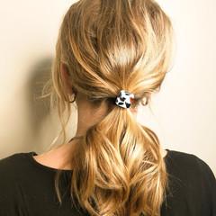 Animal Print Hair Ties