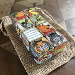 Baby Decor Blocks - Winnie the Pooh