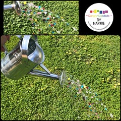Watering Can Suncatchers