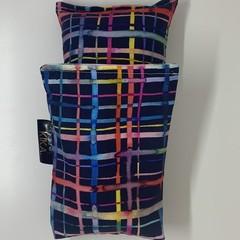 Body Wheat Bag - Bright Check