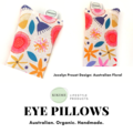 KIKIME Eye Pillows - Design: Australian Floral