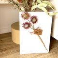 Twine Flower Stem Rustic Home Cottage Decor Thank You Mother's Day Gift