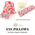 KIKIME Eye Pillows - Design: Gumnuts