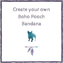 Create your own bandana colours and choose between 2 buttons 🌼❤️