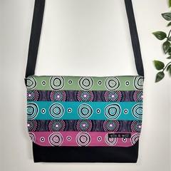 DESERT FLOWER Messenger Bag