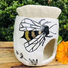 Bee and Butterfly 🦋 Oil Burner