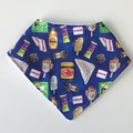 Aussie treats Bandana Dribble Bib