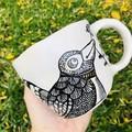 Bird XL teacup