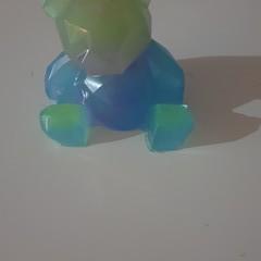 Glow in dark teddybear