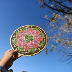 Dot Painting Mandala - River Flows In You