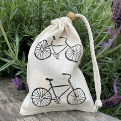 Block stamped pouch | Bicycle