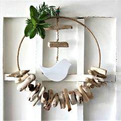 25m cm Driftwood Wreath