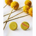 Mustard Dream Medium Studs