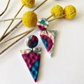 Venus - Large Triangle Dangles
