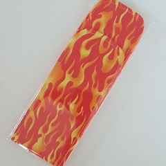Flaming Waterproof Icy Pole Holder