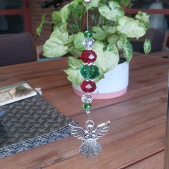 Beaded Christmas Decoration