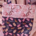 Brown Honey Eater Tote Bag