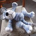 Leon: hand crochet toy Lion cub by CuddleCorner: OOAK, Washable
