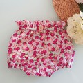 Spring Floral Britches Size 0 - 3