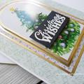 Christmas Wishes Handmade Card