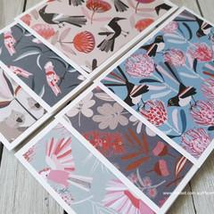 Australiana Mini Card Set - Flora and Fauna 04