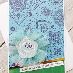 Your Smile Handmade Card