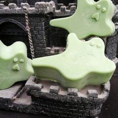 Ghostbusters Spearmint and Lime Soap