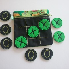 Tic Tac Toe Travel game.