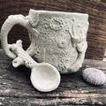 Sea Soul treasure Cup and spoon🌊