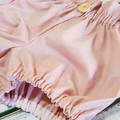 Baby Girls Pink High Waisted Bloomers / Britches