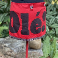 Wrap Skirt - OLE!