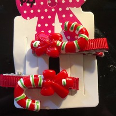 Christmas clip sets