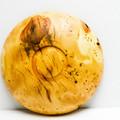 Handmade Birdseye Huon pine bowl