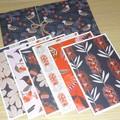Set of 6 blank cards - gift pack - Australian Natives - Lovely Christmas gift!