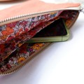 Kindle OR Utility Pouch - Paprika/Floral