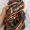 chunky naturals - wool silk and more 83 grams 33 metres