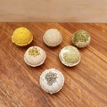 Mixed Natural Small Bath Bomb Gift Set Pack of 10