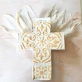 Wall Art - Angel Cross