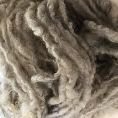 chunky naturals - wool perendale  lamb  105 grams 56 metres