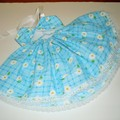 Bikini Top and Skirt set for Baby Born dolls
