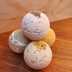 Mixed Natural Large Bath Bomb Gift Set