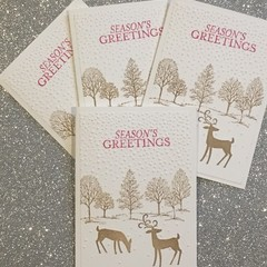 Christmas Handmade Card pack