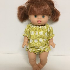 Miniland and Minikane Dolls Romper to fit 38cm dolls